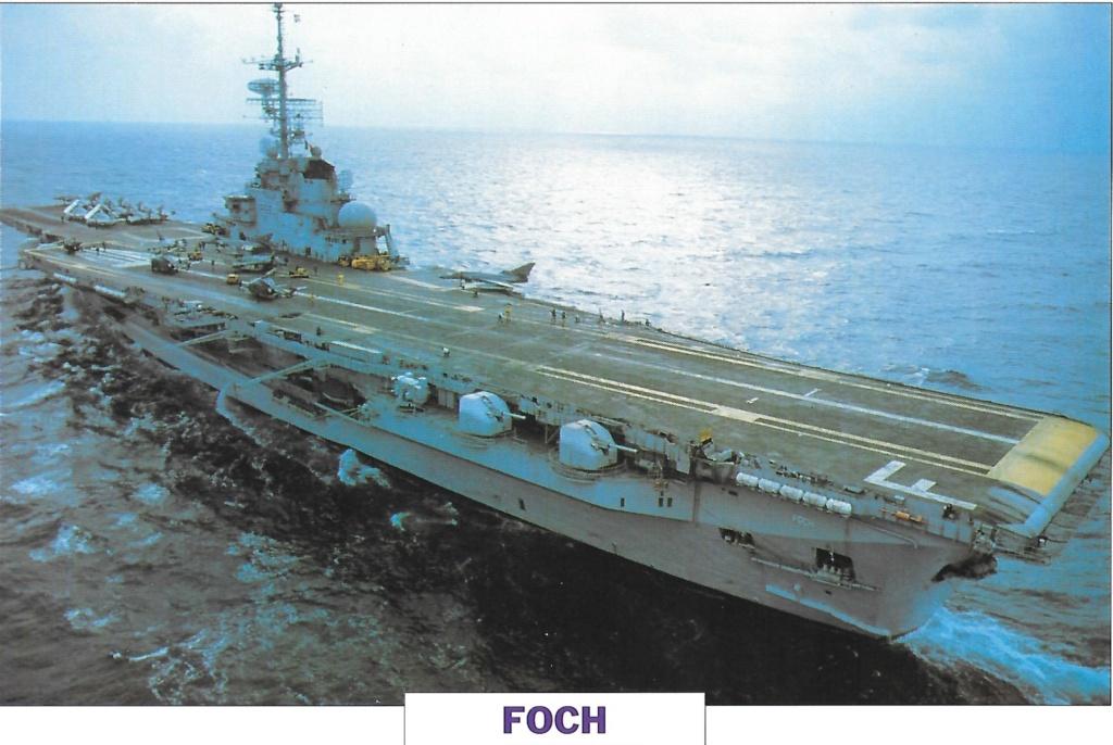 Porte avions Foch Foch10
