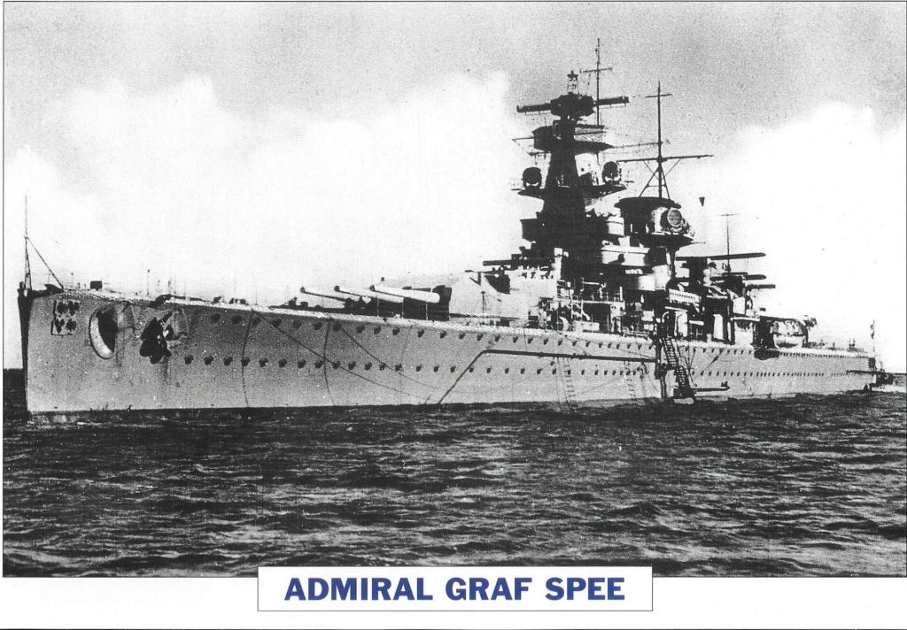 "Le raid du ""Graf von Spee"" Gvs210"