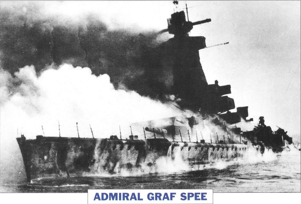 "Le raid du ""Graf von Spee"" Gvs410"