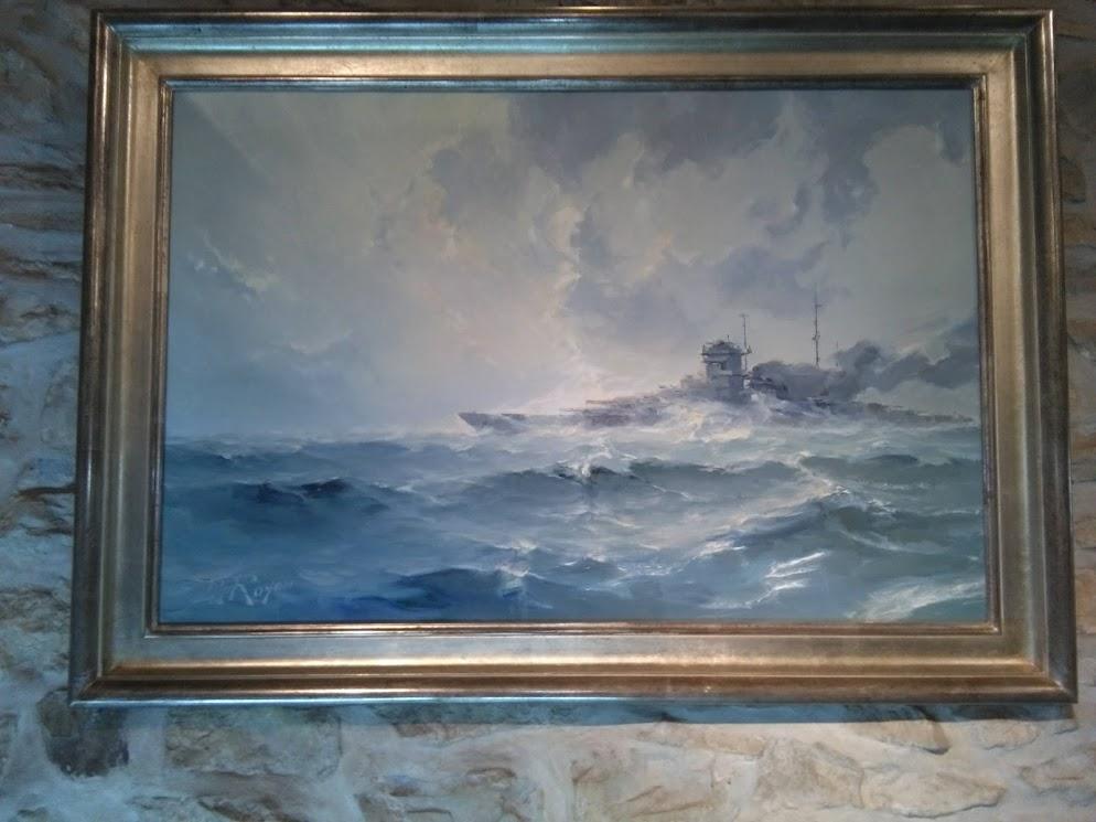 Expo peintures de la mer - Page 3 Hood310
