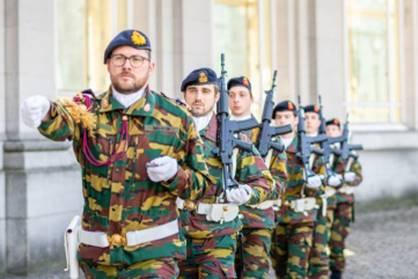 La ZM-FN / Marine monte la garde au Palais Royal à Bruxelles - Page 5 Image010