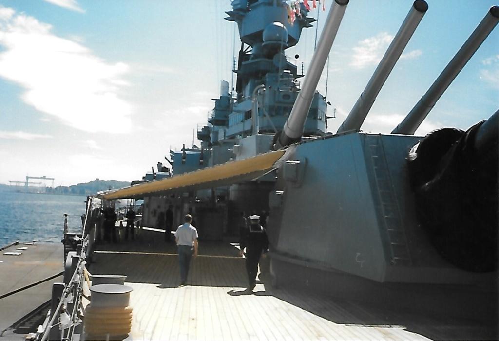 USS Iowa  Iowa910