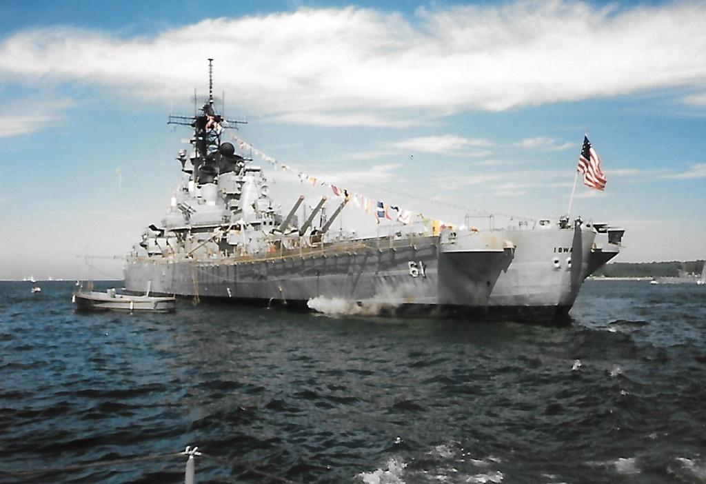 USS Iowa  Iowa_112
