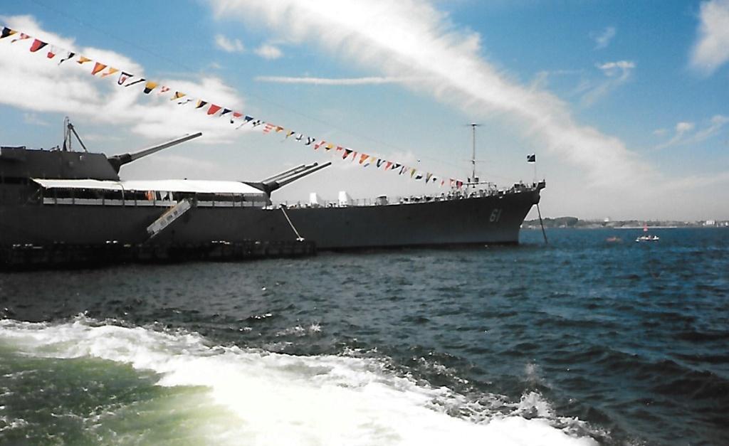 USS Iowa  Iowa_210