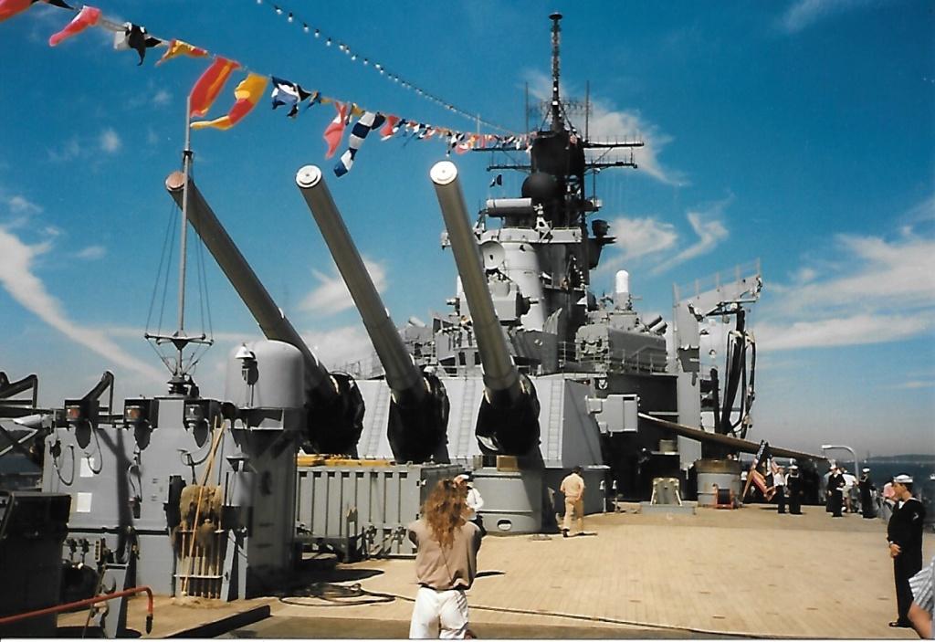 USS Iowa  Iowa_410