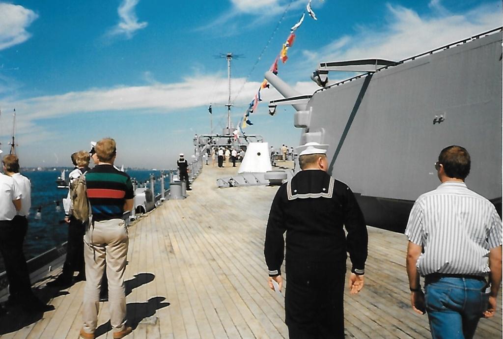 USS Iowa  Iowa_610