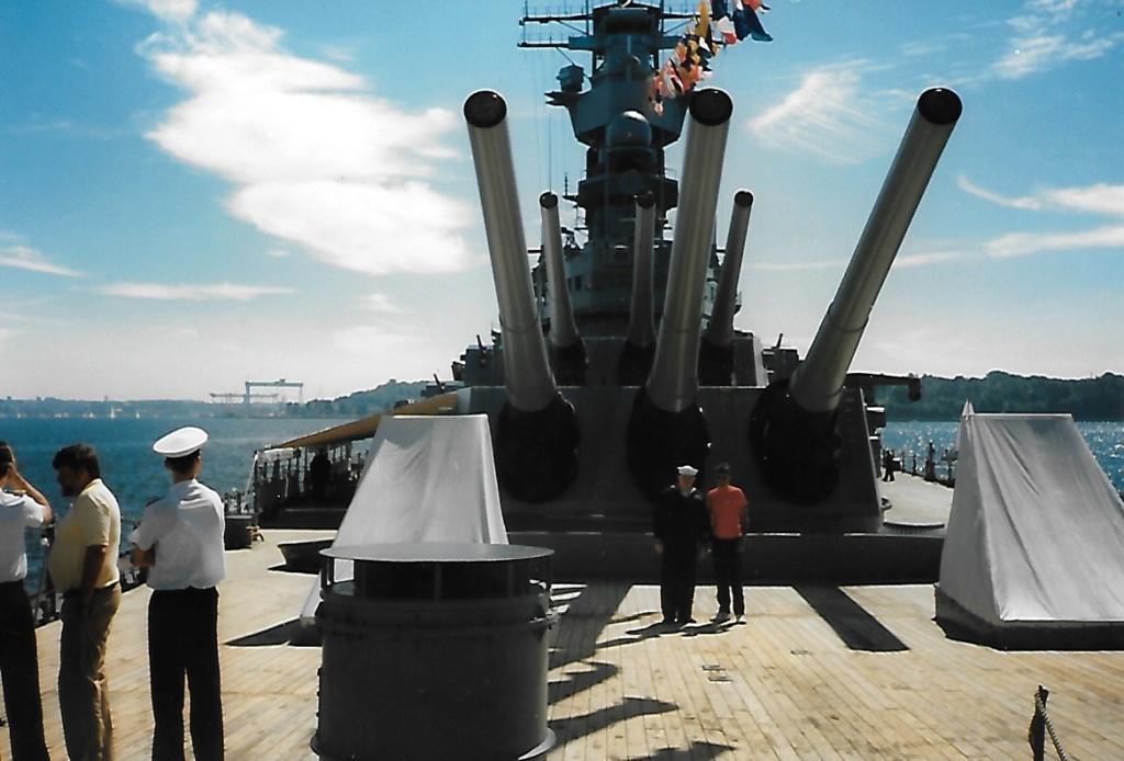USS Iowa  Iowa_810