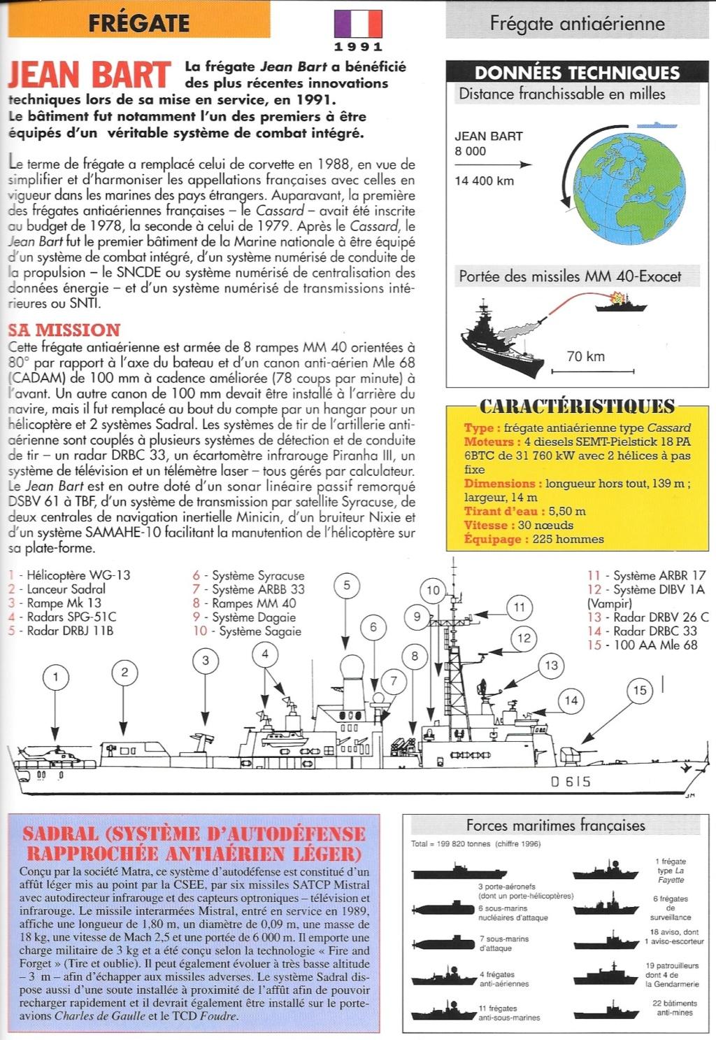 Les frégates antiaériennes Cassard et Jean-Bart - Page 2 Jean_b10