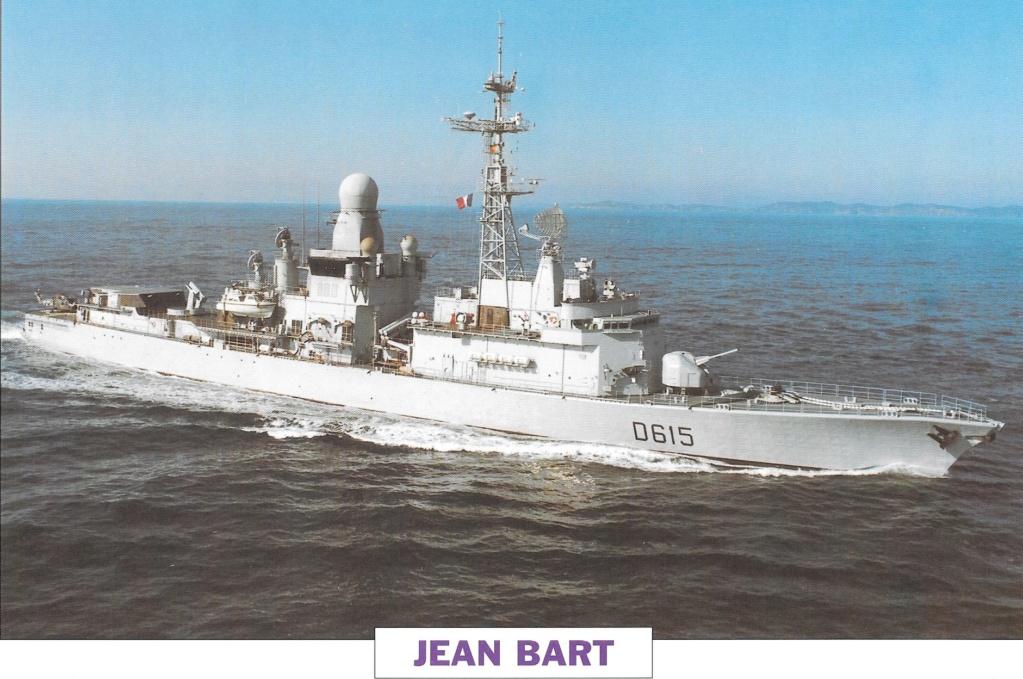 Les frégates antiaériennes Cassard et Jean-Bart - Page 2 Jean_b11