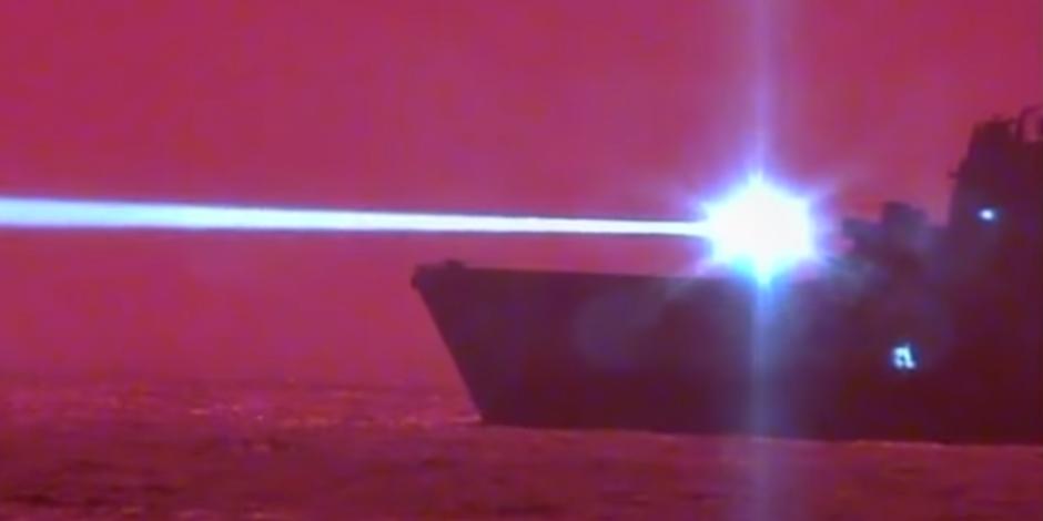 Arme Laser Laser10