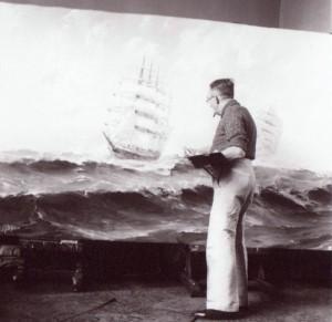 Expo peintures de la mer - Page 4 Louis_11
