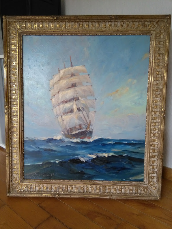 Expo peintures de la mer Lr310