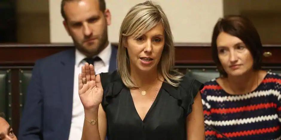 Notre ministre de la Défense sera pour la 1e fois une femme Ludivi10