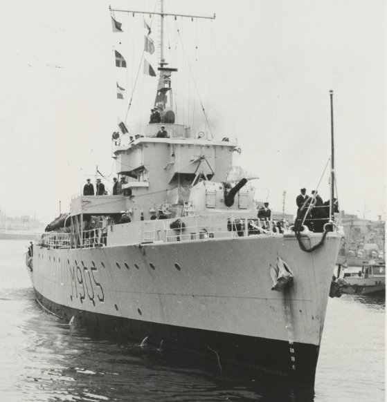 M/F 905 De Moor (ex HMS Rosario) - Page 5 M905_d10