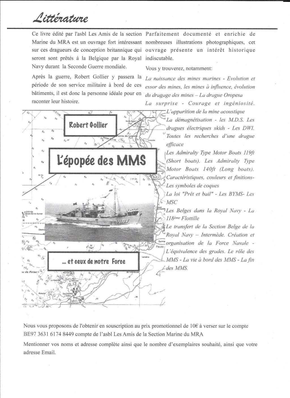 dragueur de mines MMS Mms10