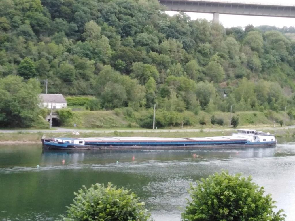 Photos des Navires Belge de la marchande,Fluviale et Pêche 3 Saphir10