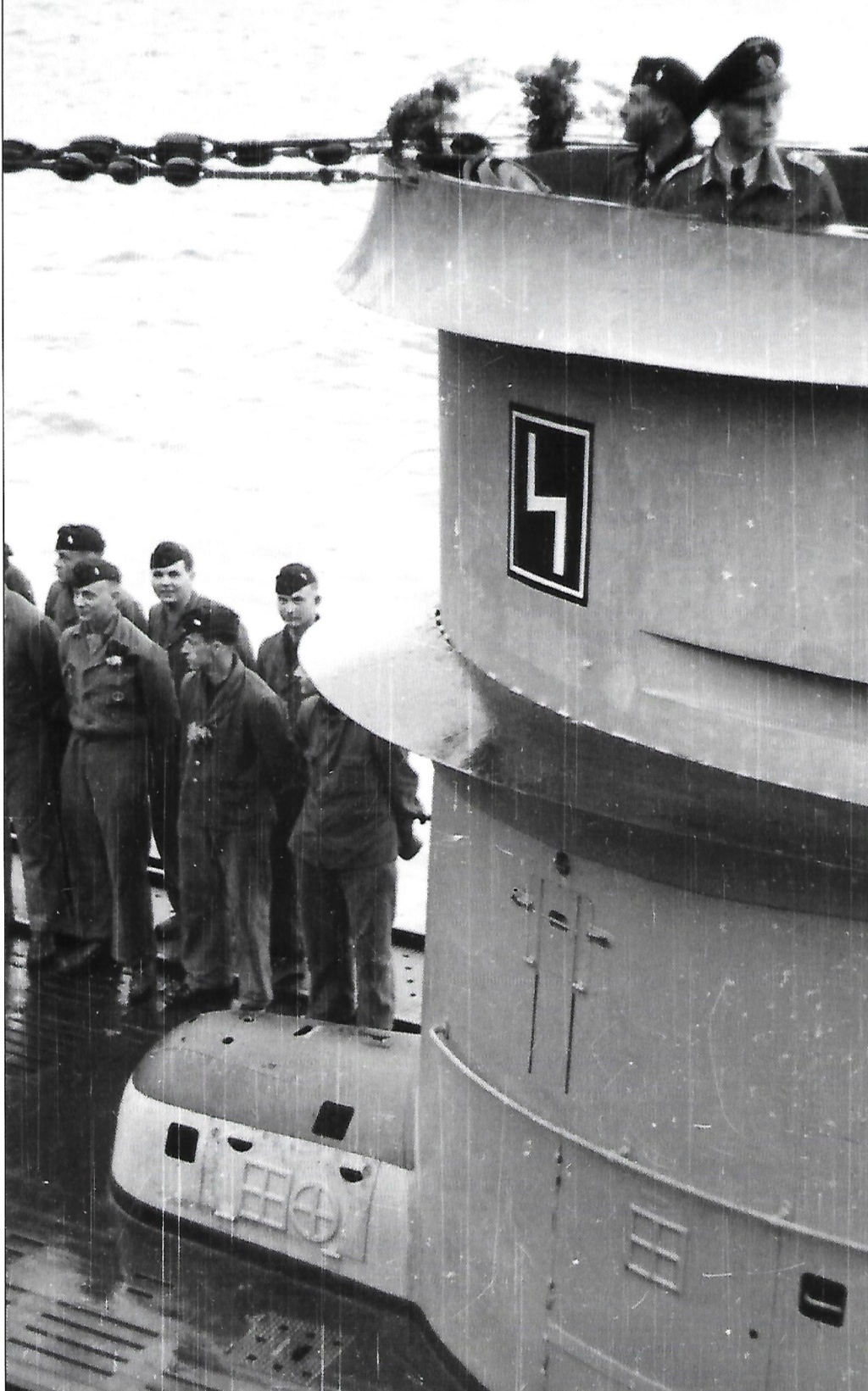 Les U-Boote, sous-marins de la Kriegsmarine - Page 3 U10310