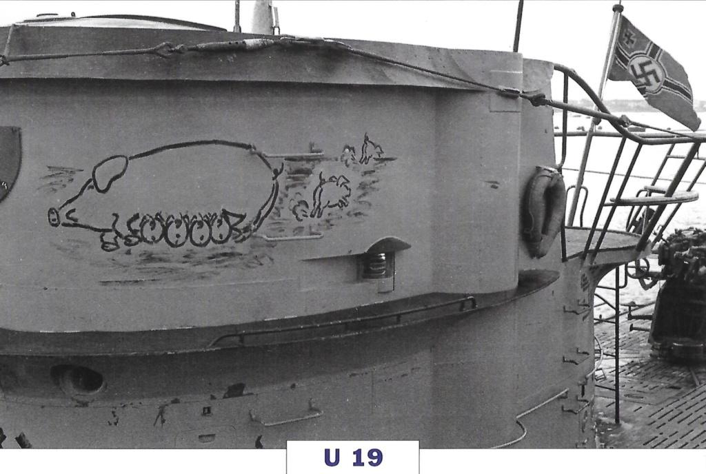 Les U-Boote, sous-marins de la Kriegsmarine - Page 3 U1910
