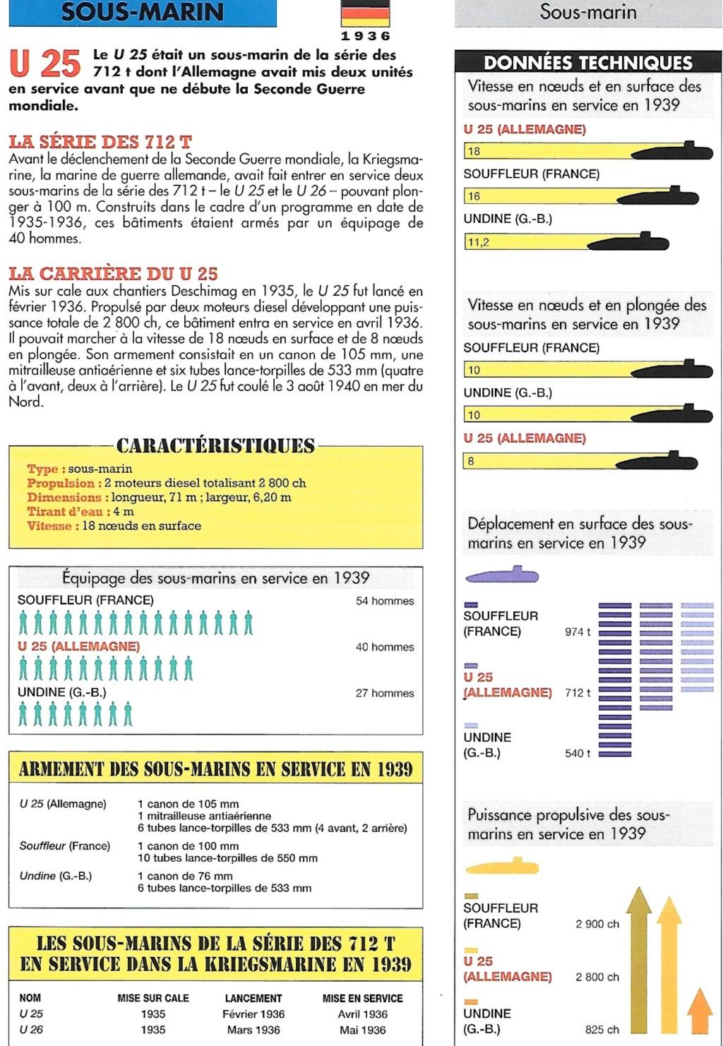 Les U-Boote, sous-marins de la Kriegsmarine - Page 3 U25-110