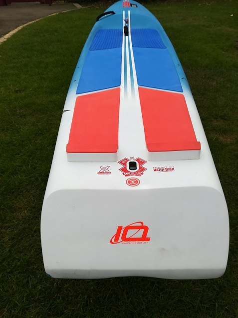 SUP Race Starboard All Star 2018 Carbone 14 x 23.5 Allsta14