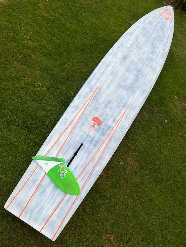 SUP Race Starboard All Star 2018 Carbone 14 x 23.5 Allsta17