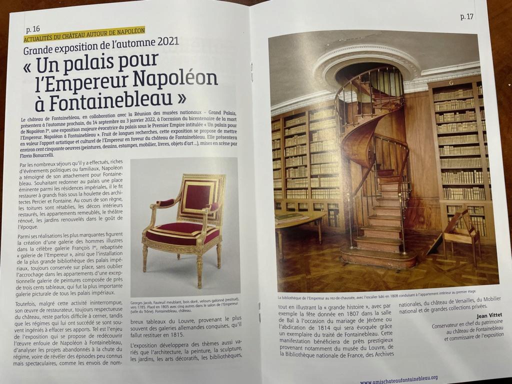 2021, année Napoléon. Bicentenaire de la mort de l'empereur Napoléon Ier.  - Page 2 01345c10