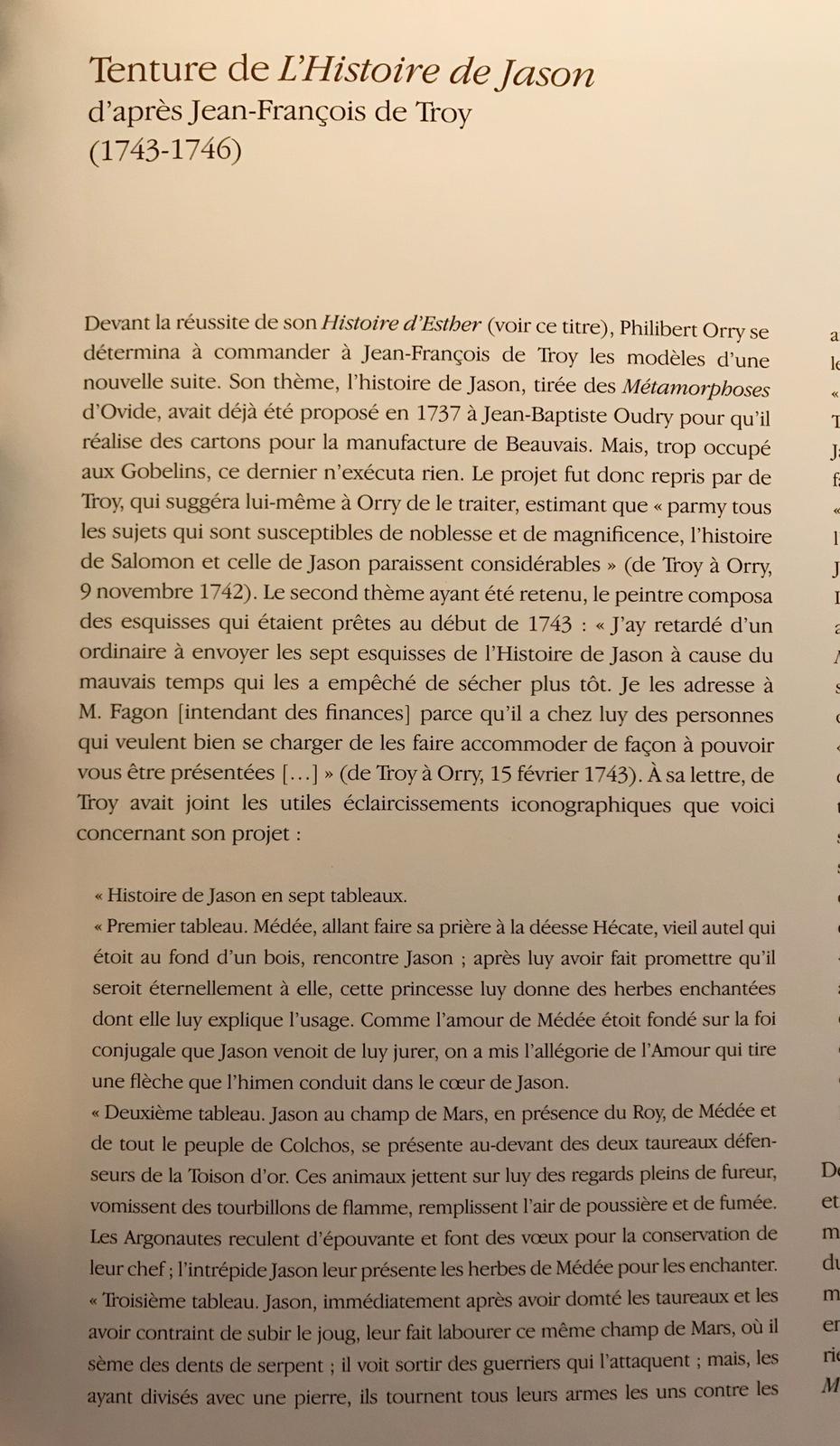 Les visites des archiducs Maximilien et Ferdinand d'Autriche, à Versailles 040cb410