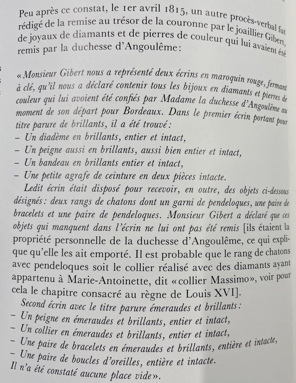 Bijoux de Marie-Antoinette : bracelets de diamants  - Page 2 04970410