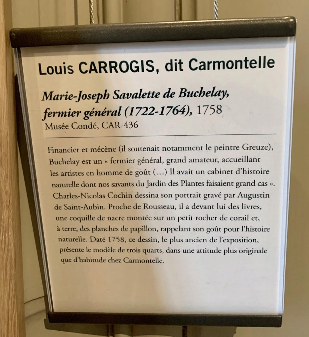Exposition CARMONTELLE ou la douceur de vivre à Chantilly ! 068b3410