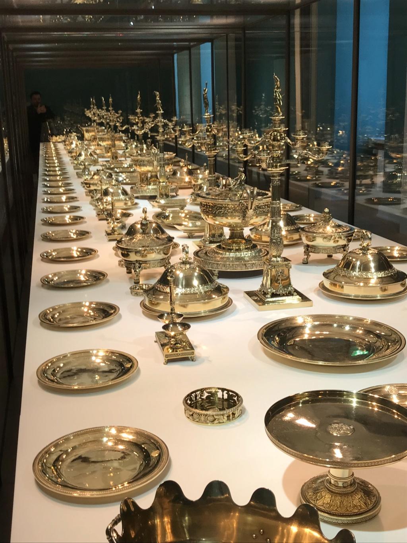 MAD expo : Dessiner l'or et l'argent, Odiot orfèvre 07a39b10