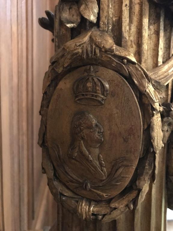 Buste de Marie-Antoinette sur piédestal dynastique, musée Cognacq Jay 08161410