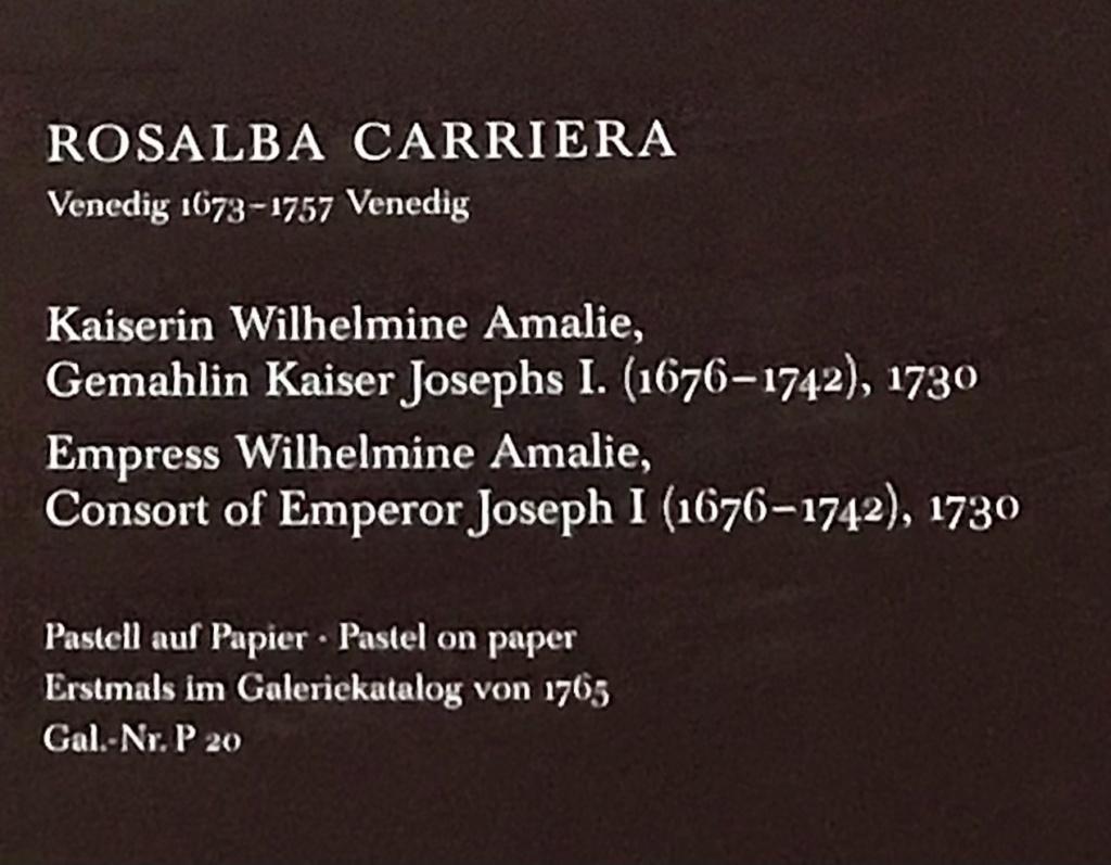 Rosalba Carriera, pastelliste vénitienne 0a750e10