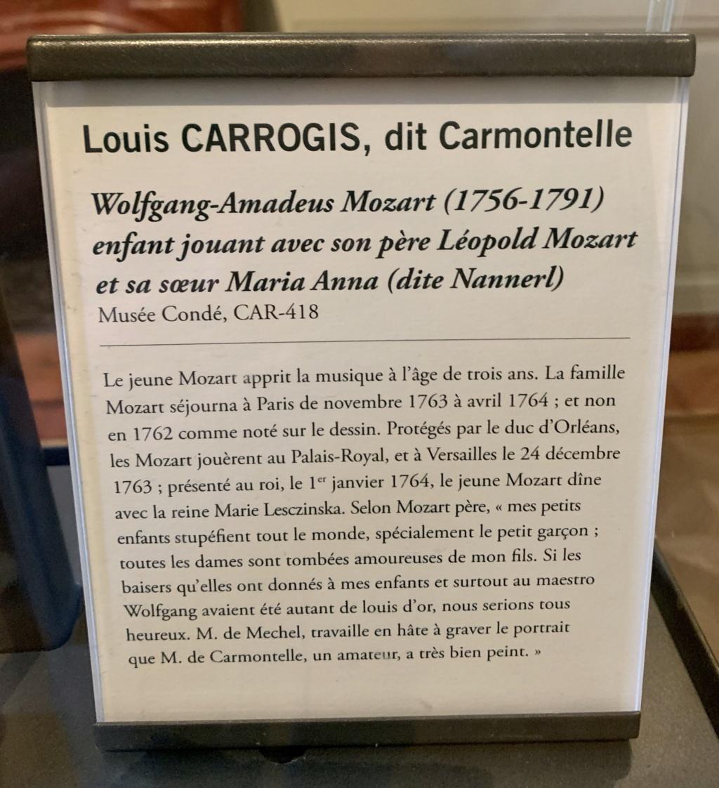 Exposition CARMONTELLE ou la douceur de vivre à Chantilly ! 0c41fd10
