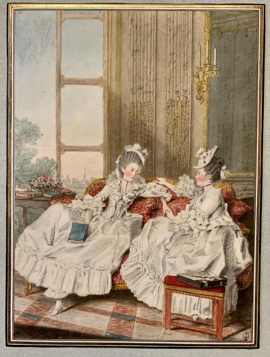 Exposition CARMONTELLE ou la douceur de vivre à Chantilly ! 0f55c510