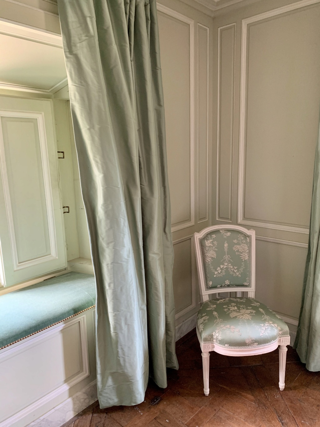 L'attique du Petit Trianon 0f607e10