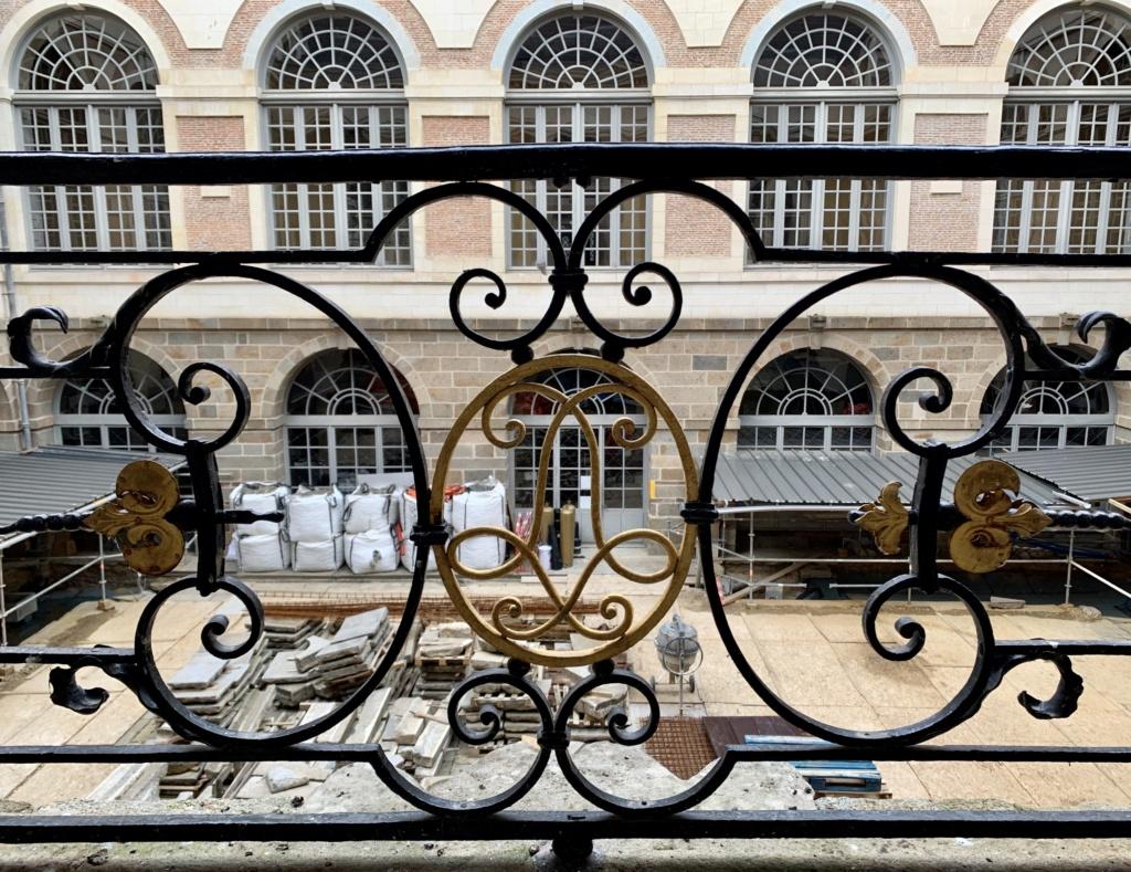 Le parlement de Bretagne à Rennes  0fe49610
