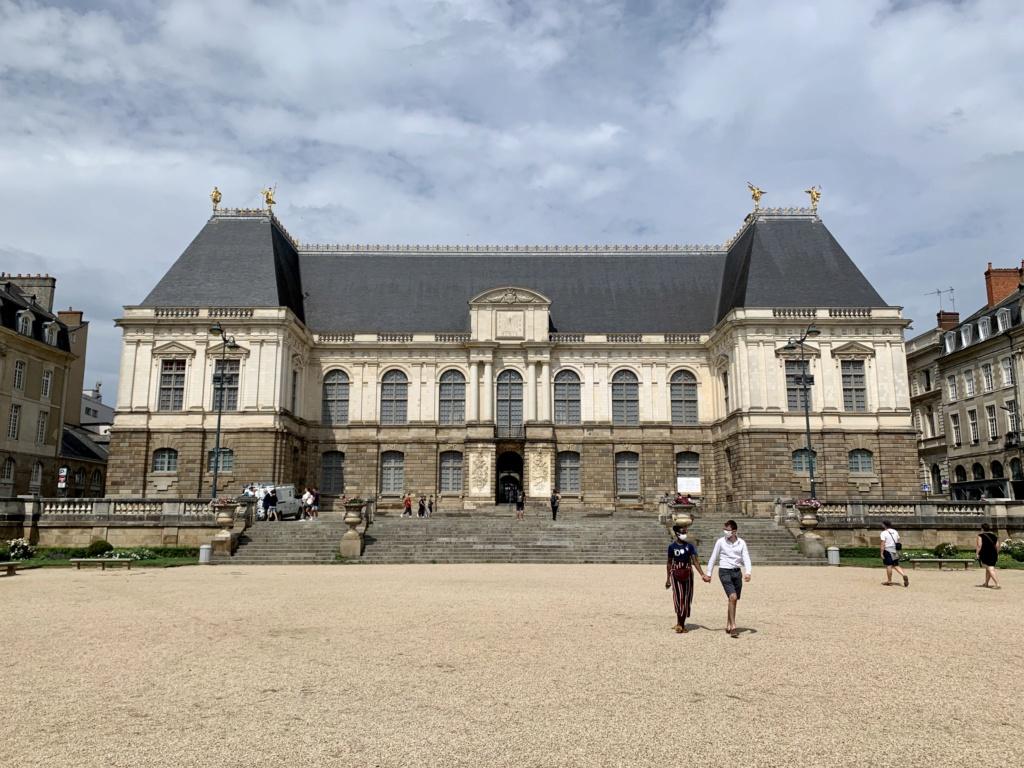 Le parlement de Bretagne à Rennes  11ae6810