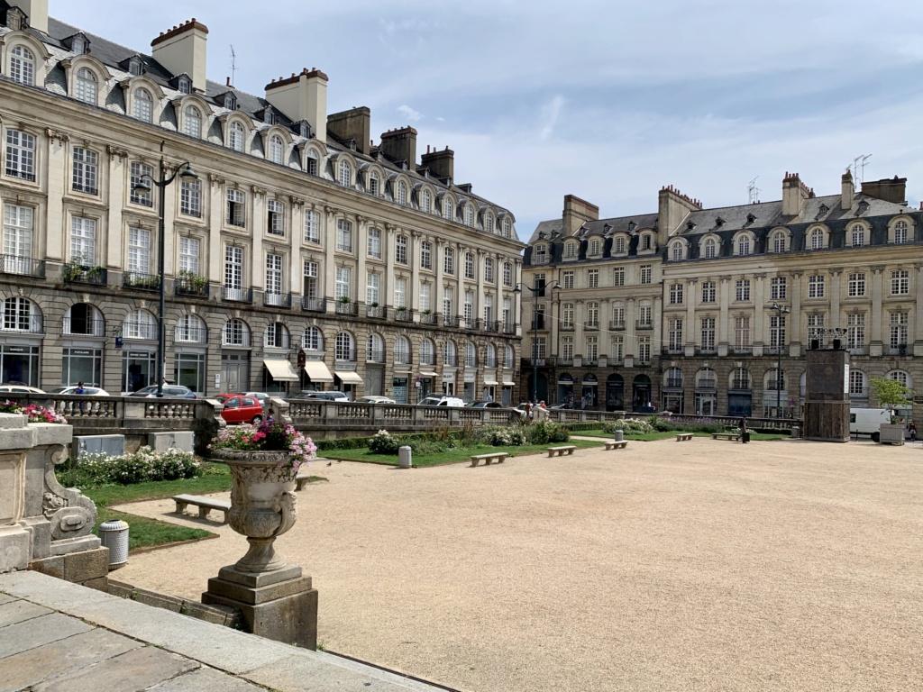 Le parlement de Bretagne à Rennes  157e9d10