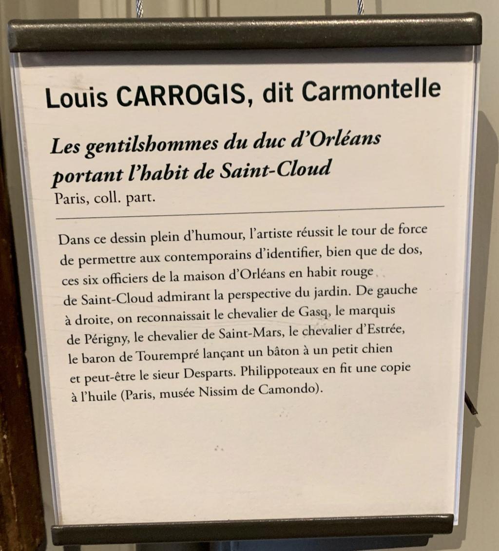 Exposition CARMONTELLE ou la douceur de vivre à Chantilly ! 1726c210