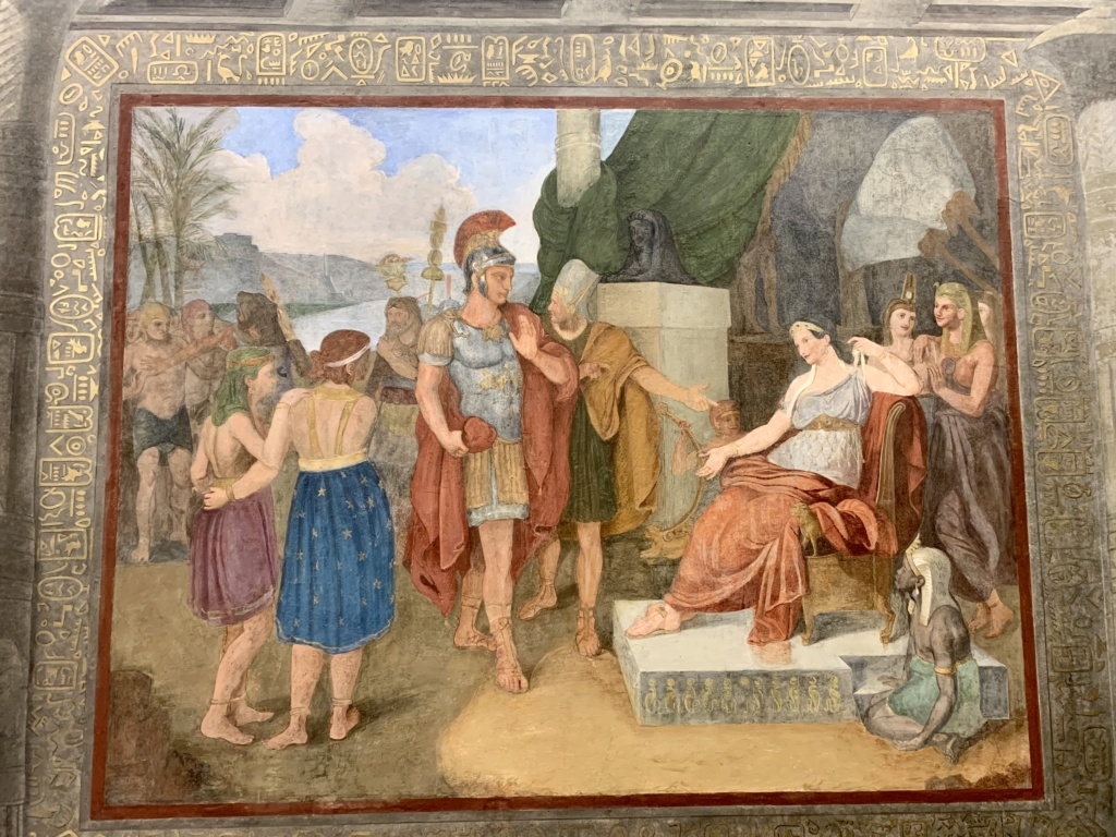 Cléopâtre, reine d'Egypte - Page 4 18796310