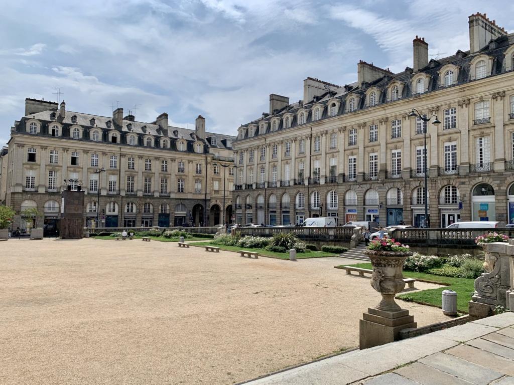 Le parlement de Bretagne à Rennes  1bb0c110