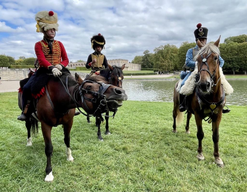 Les 11 et 12 septembre 2021 :  Napoléon à Versailles 1cc07c10