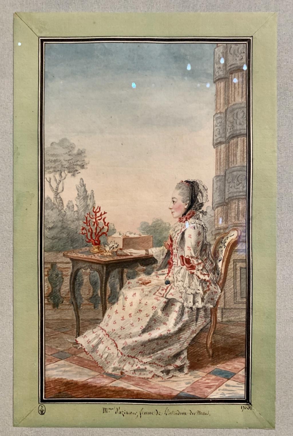 Exposition CARMONTELLE ou la douceur de vivre à Chantilly ! 1e10b110