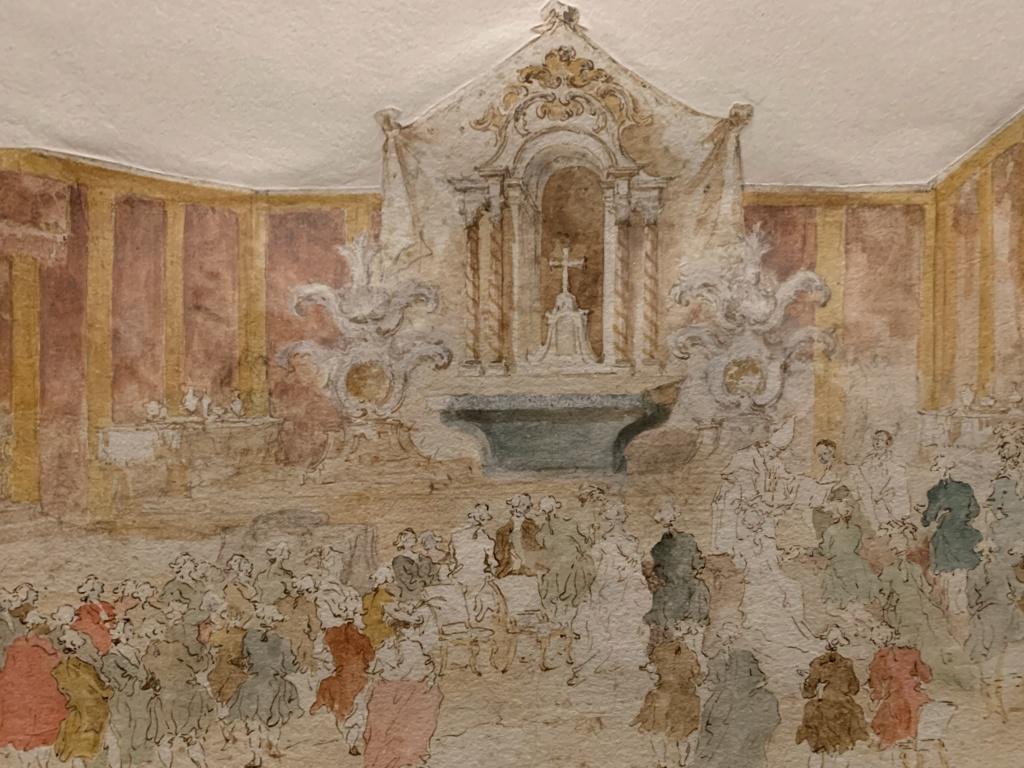 Le mariage d'Armand et Idalie de Polignac 23a59310