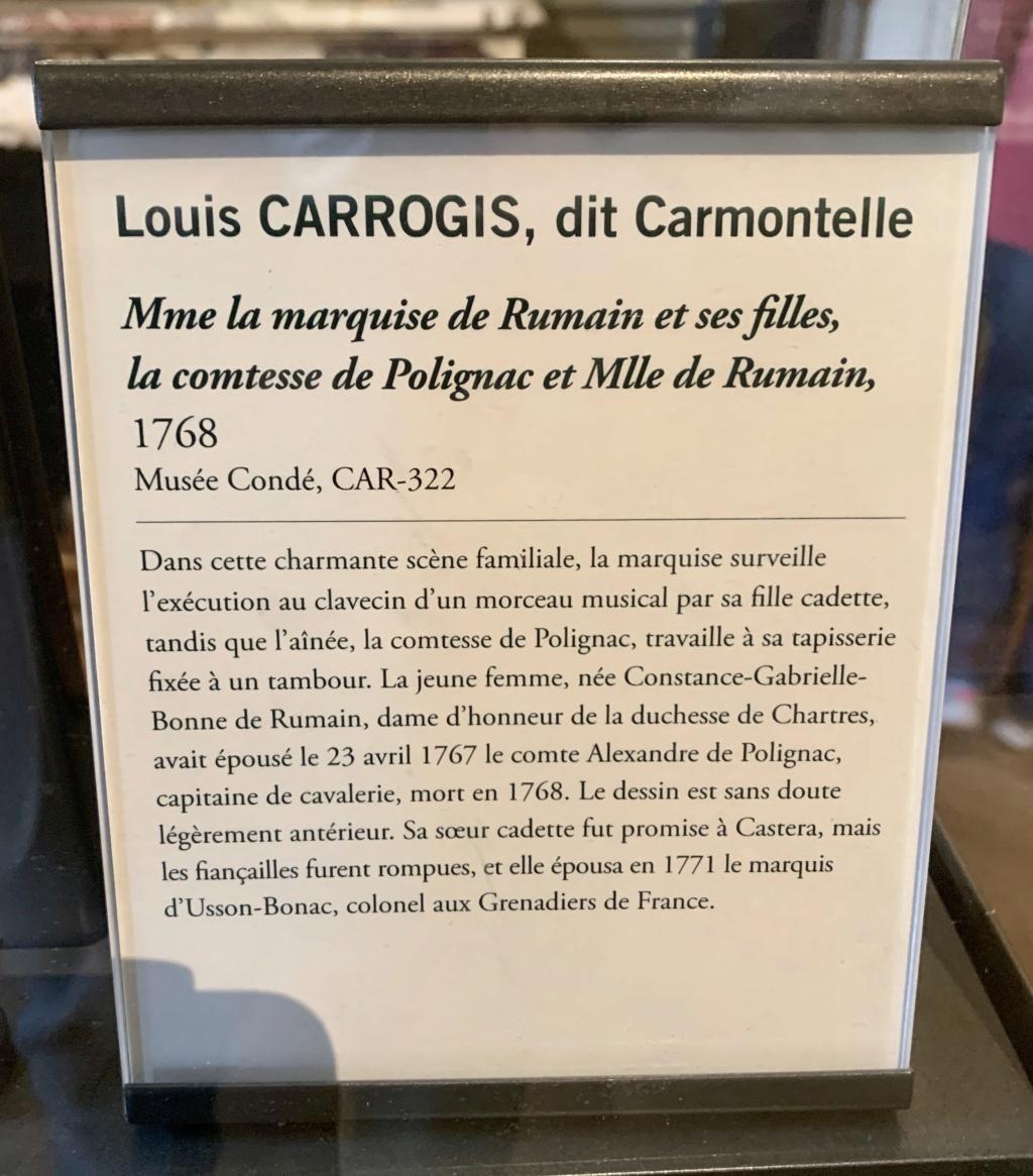 Exposition CARMONTELLE ou la douceur de vivre à Chantilly ! 23ff9a10
