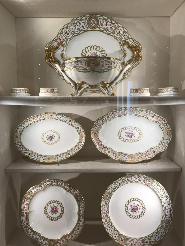 """Le service """"cartels en perles, panneaux en roses et barbeaux'"""" de Marie-Antoinette 24965710"""