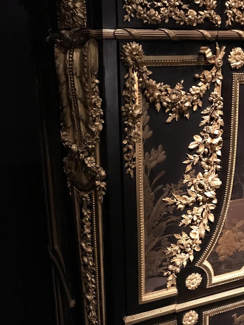 Chinoiseries et meubles de Marie-Antoinette : par Weisweiler, Macret et Riesener - Page 2 29ccde10