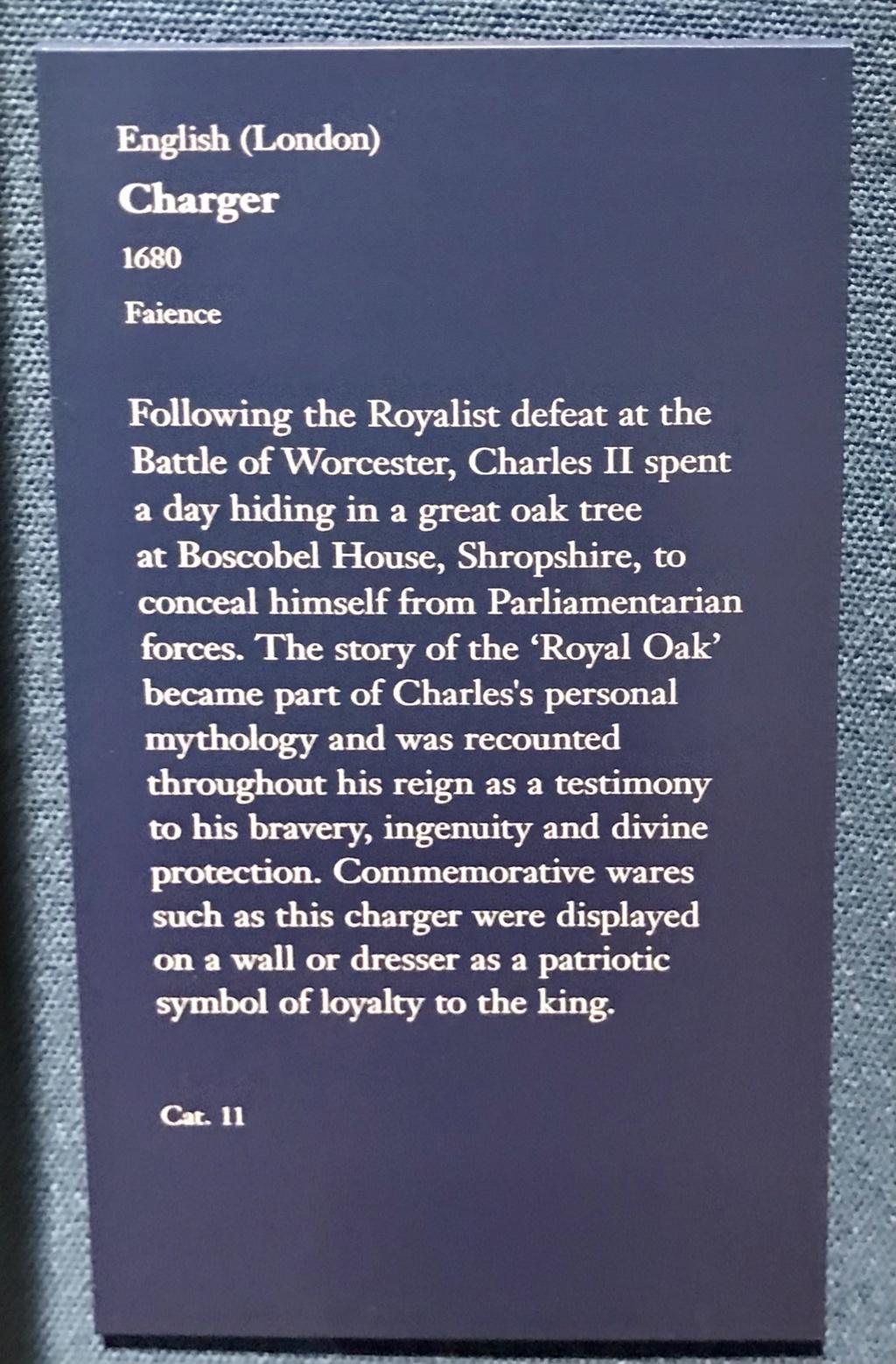 The Royal Oak, de Charles II d'Angleterre 2a227c10