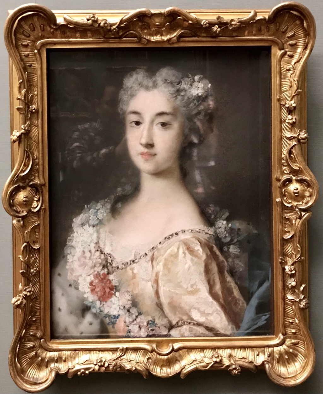 Rosalba Carriera, pastelliste vénitienne 2aca0110