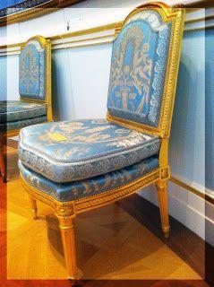 Fontainebleau, les appartements royaux - Page 2 2c01dd10